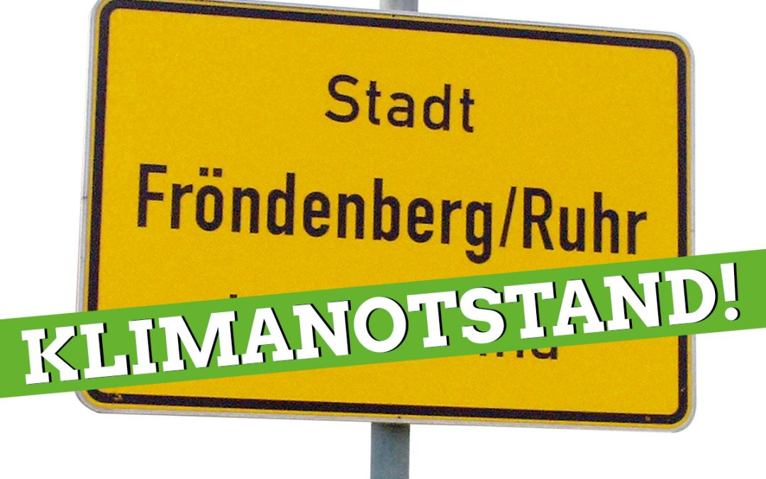 Resolution Klimanotstand
