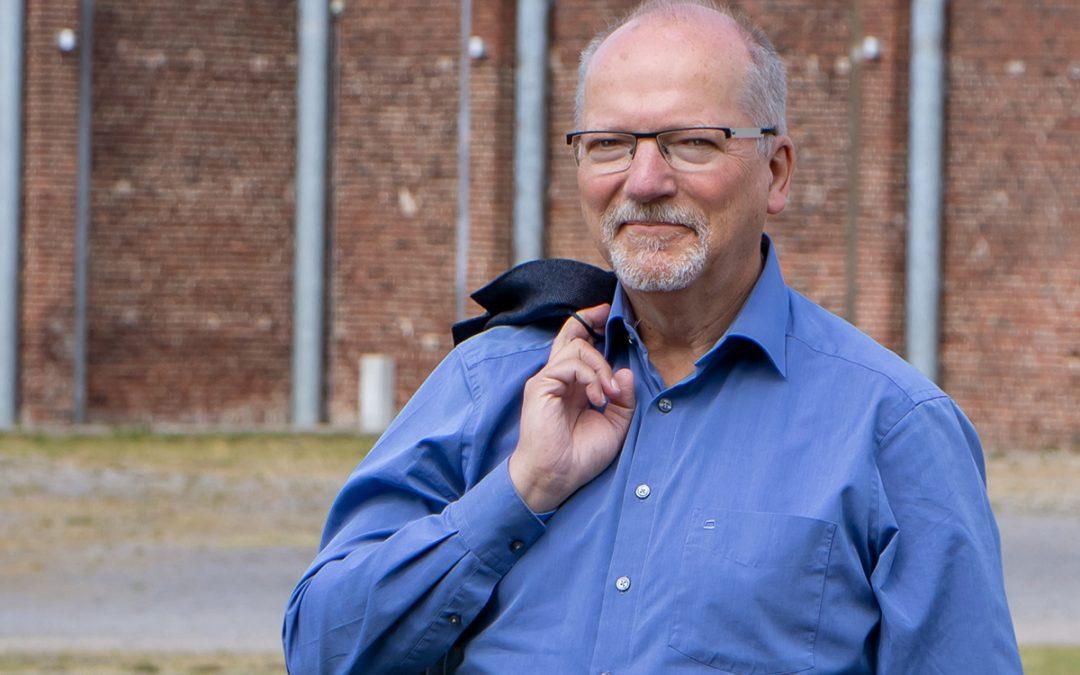 Frank Schröer GRÜNER Bürgermeisterkandidat