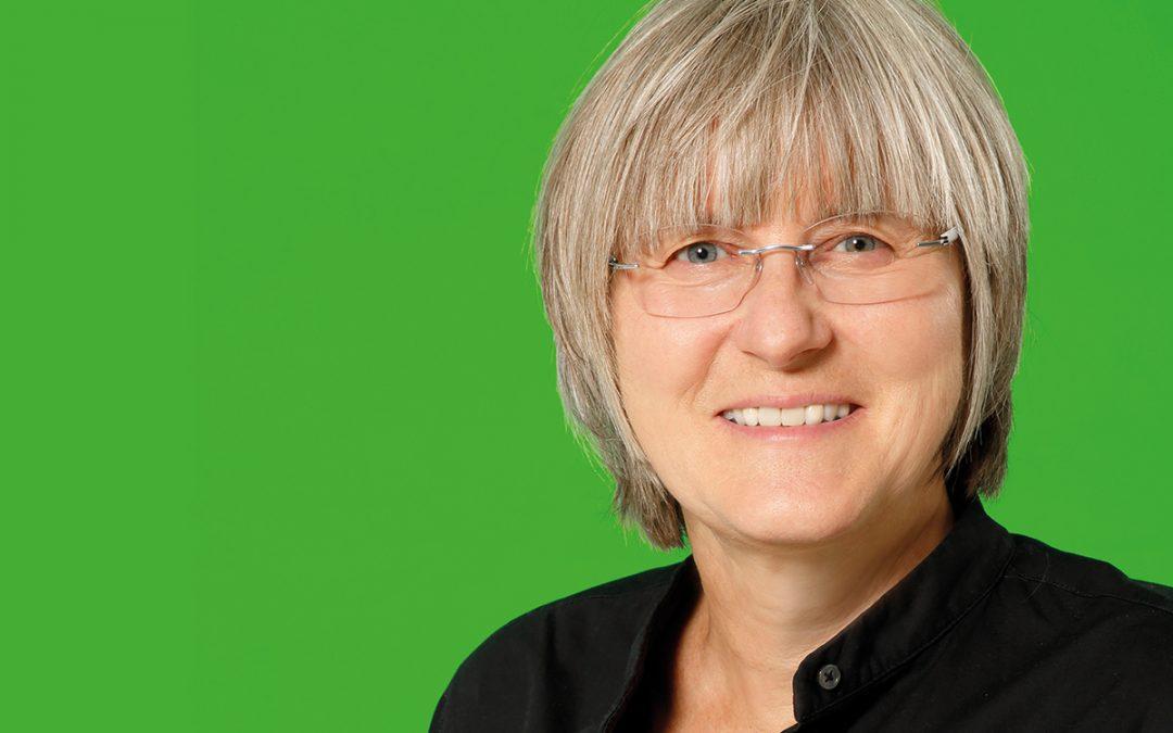 Monika Schröer 1. stellvertretende Bürgermeisterin