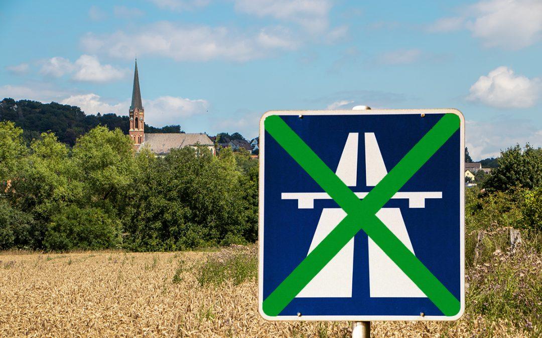 A46: Mut zur Lücke – Für eine Region ohne Autobahn