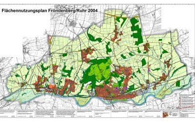Antrag auf Neuaufstellung des Flächennutzungsplans
