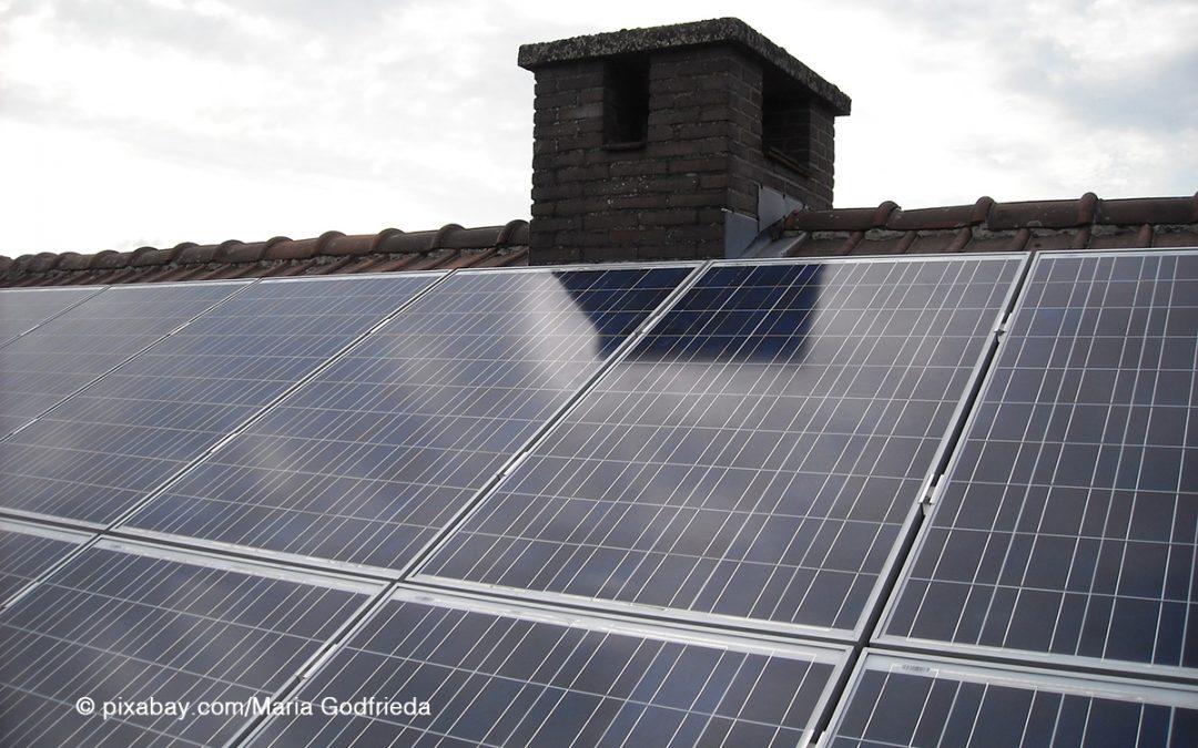Umstellung der städtischen Stromversorgung auf Ökostrom